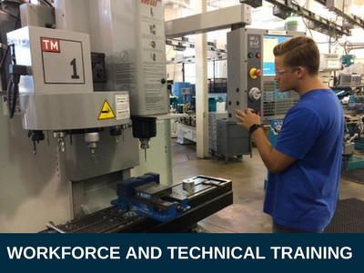 Continuing Education and Technical Vocations