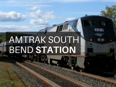 Amtrak South Bend Station