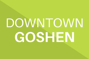 Downtown Goshen, Indiana