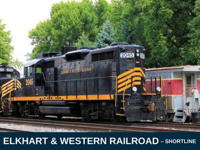 Elkhart & Western Railroad – Shortline