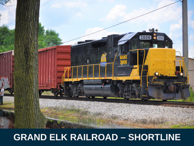 Grand Elk Railroad – Short Line