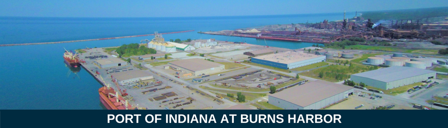 Port Of Indiana At Burns Harbor