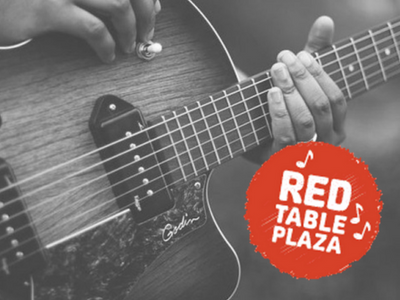 Red Table Plaza Concert Series